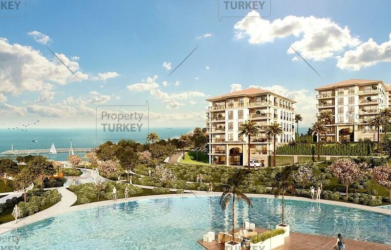 2 bedroom Apartment in Beylikduzu, Istanbul
