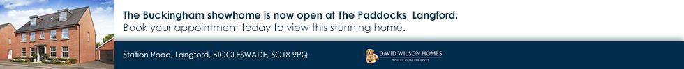 David Wilson Homes North Thames, The Paddocks
