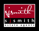 S J Smith Estate Agents, Staines branch logo