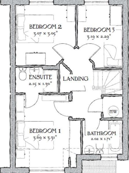 Redrow house floor plans House design plans – Redrow Cambridge House Floor Plan