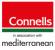 Connells, (property division of Banco Sabadell) logo