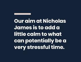 Get brand editions for Nicholas James, Hove