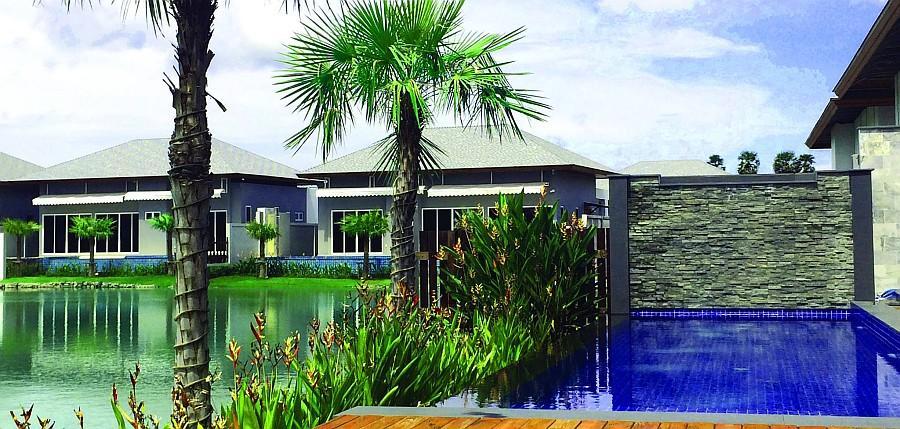 new Apartment in Laguna, Phuket