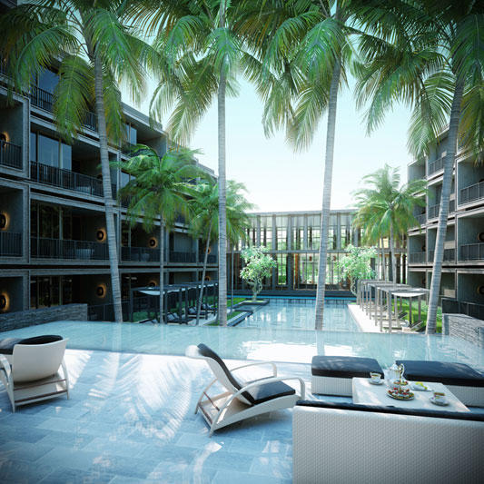Apartment for sale in Chalong, Phuket