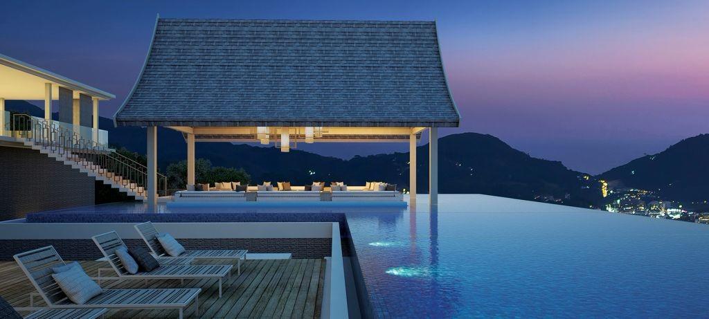 2 bed Apartment in Pa Tong, Phuket