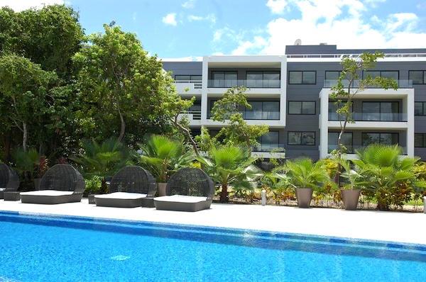 Apartment in Playa del Carmen...