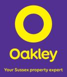 Oakley Property, Brighton Lettings branch logo