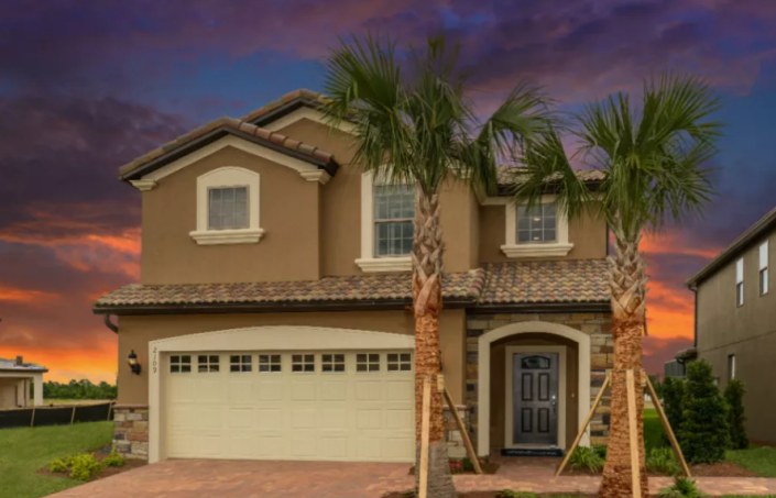 6 bedroom new house in Kissimmee...
