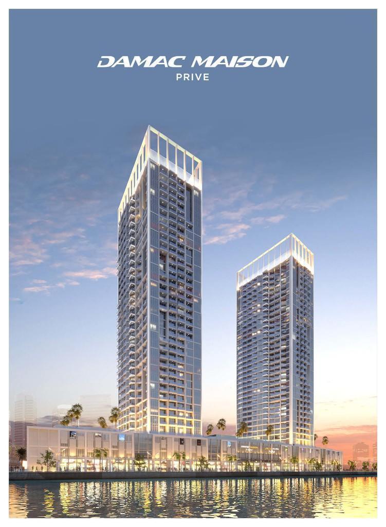 1 bedroom new Apartment in Dubai