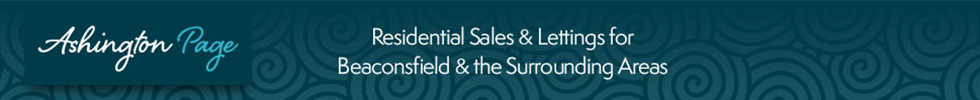 Get brand editions for Ashington Page, Beaconsfield - Lettings
