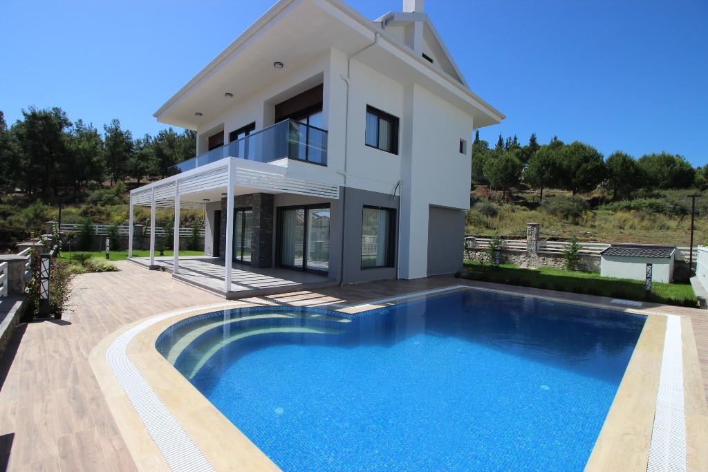 5 bedroom new development for sale in Çalis, Fethiye, Mugla
