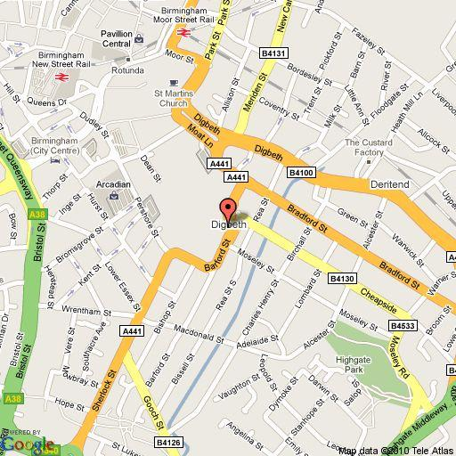 Studio Flat To Rent In Latitude,Bromsgrove Street