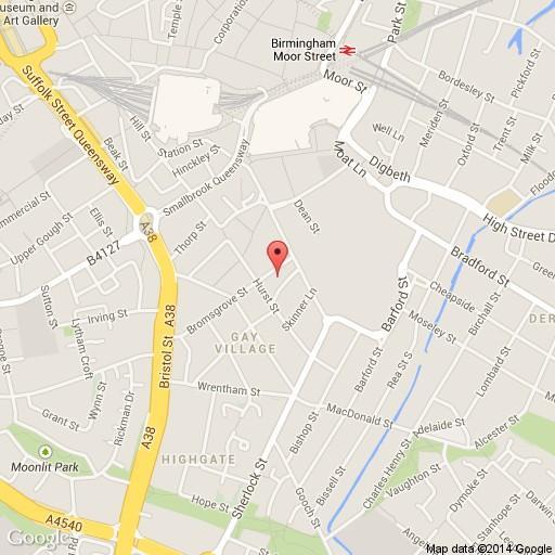 1 Bedroom Flat To Rent In Latitude, 155 Bromsgrove Street