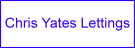 Chris Yates Lettings, Knowle branch logo