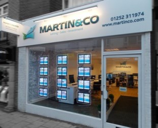 Martin & Co, Aldershot - Lettings & Salesbranch details
