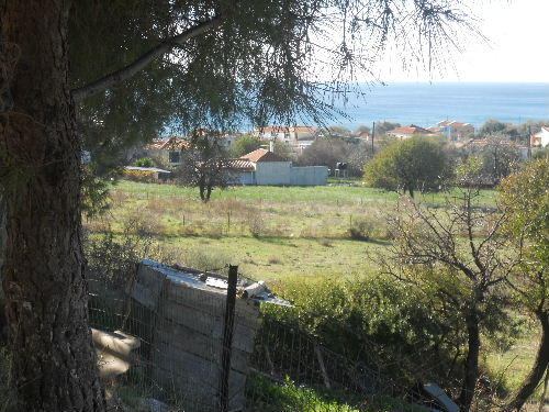 Plot for sale in Northern Aegean islands...