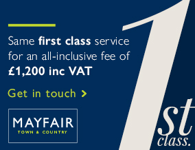 Get brand editions for Mayfair Town & Country, Weston Super Mare