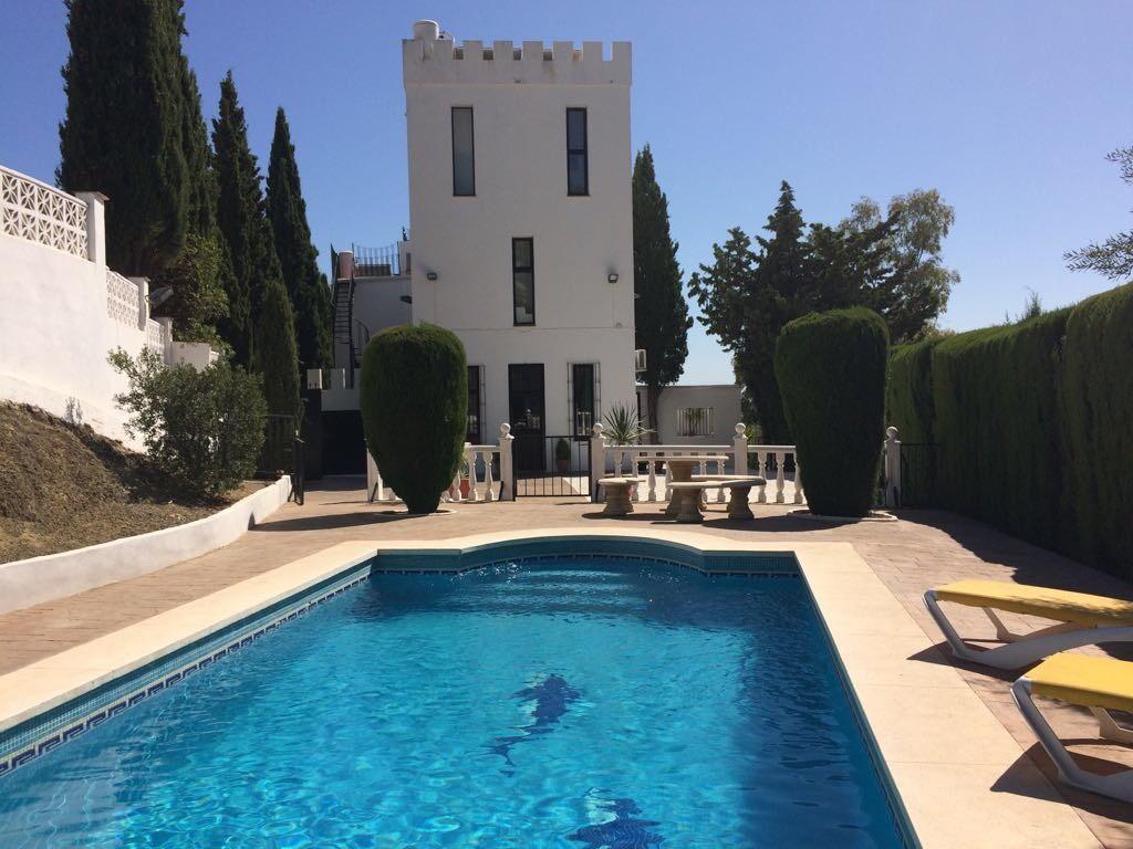 4 bed Detached Villa in Mijas, Málaga, Andalusia