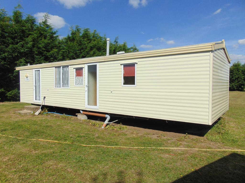2 Bedroom Mobile Home To Rent In Marsh Road, Outwell