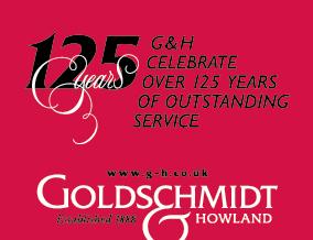 Get brand editions for Goldschmidt & Howland, Camden - Lettings