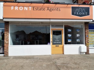 F R O N T Estate Agents, Holland on Seabranch details