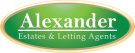 Alexander Estates & letting Agents Ltd , Sheffield branch logo