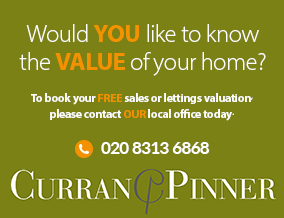 Get brand editions for Curran & Pinner , Bromley