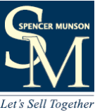 Spencer Munson Lettings & Sales, South Woodford branch logo