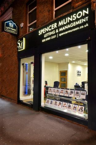 Spencer Munson Lettings & Sales, South Woodfordbranch details