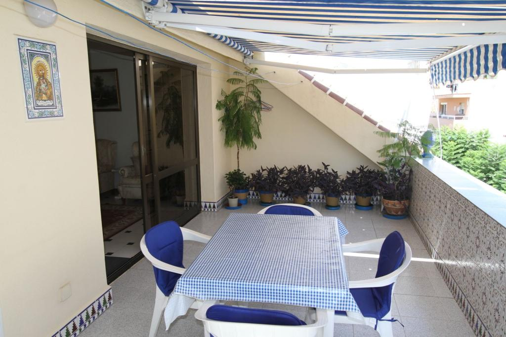 4 bed Apartment in Andalucia, Malaga...