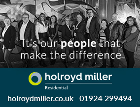 Get brand editions for Holroyd Miller, Wakefield