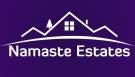 Namaste Estates, Aldershot branch logo