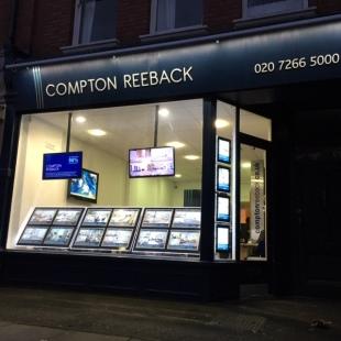 Compton Reeback, Londonbranch details