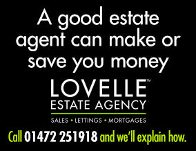 Get brand editions for Lovelle Estate Agency, Grimsby - Lettings