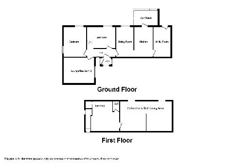 The Byre Floorplan