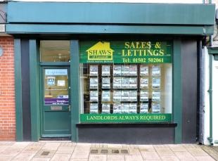 Shaws of Lowestoft, Lowestoftbranch details