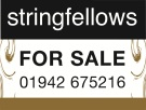 Stringfellows Estate Agents, Leigh logo