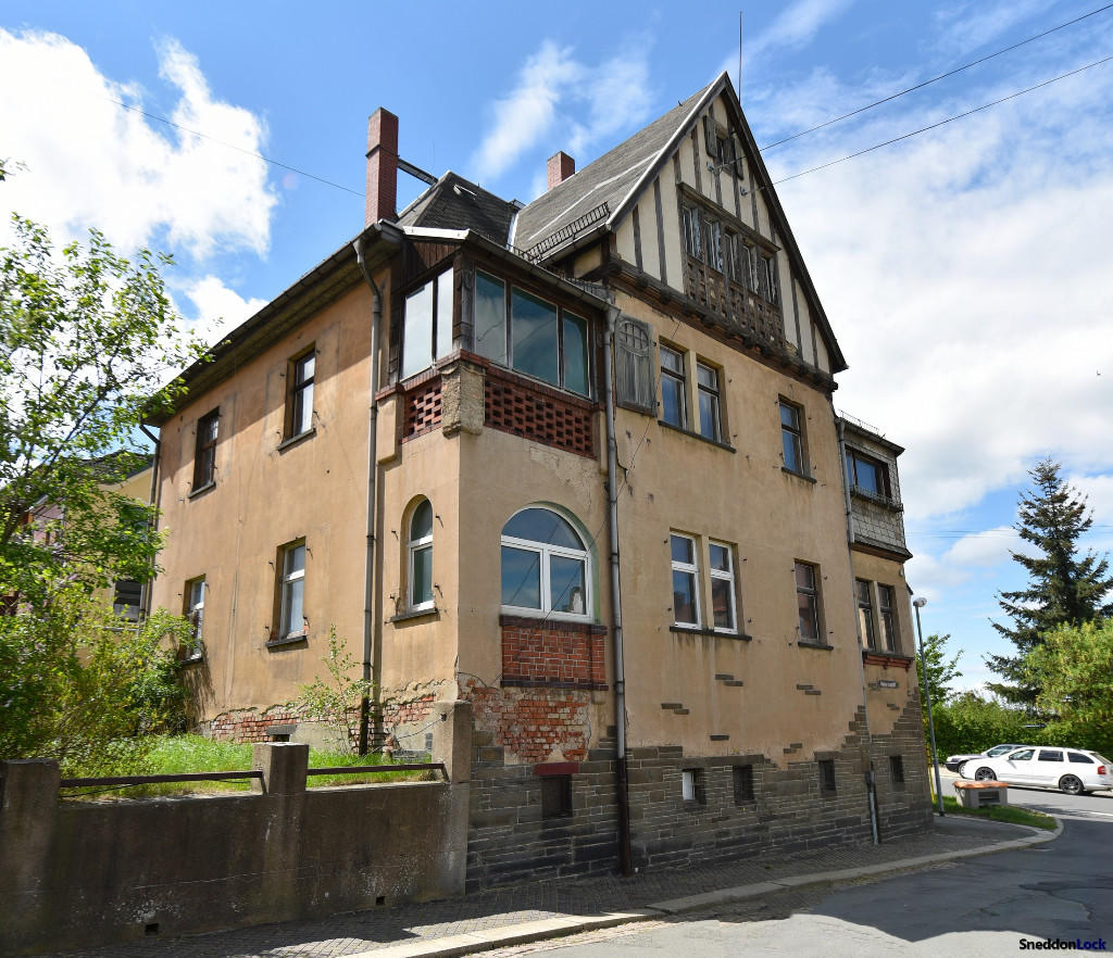 Duplex for sale in Netzschkau, Saxony