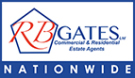 R B Gates, Nationwide logo