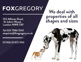 Get brand editions for Fox Gregory, St. Johns Wood