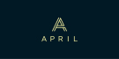 April, London logo
