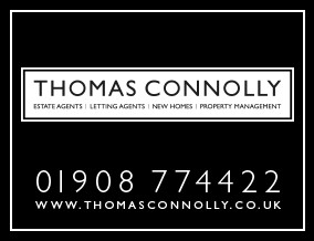 Get brand editions for Thomas Connolly Estate Agents, Milton Keynes - Lettings