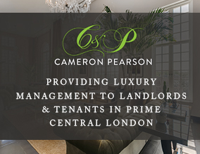 Get brand editions for Cameron Pearson, London