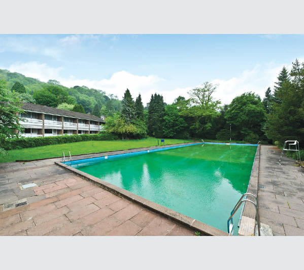 Property for sale in new bath hotel new bath road - Hotels in derbyshire with swimming pool ...