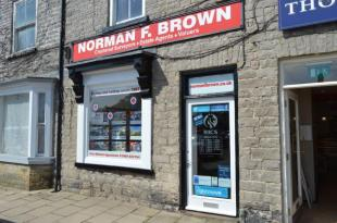 Norman F. Brown, Leyburnbranch details