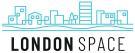 London Space, London logo