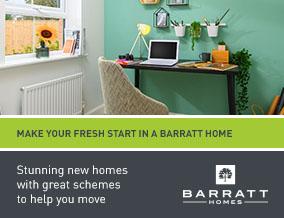 Get brand editions for Barratt Homes - Cambridgeshire