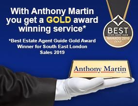 Get brand editions for Anthony Martin Estate Agents, Dartford