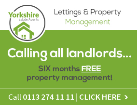 Get brand editions for  Yorkshire Estate Agents, Leeds - Lettings