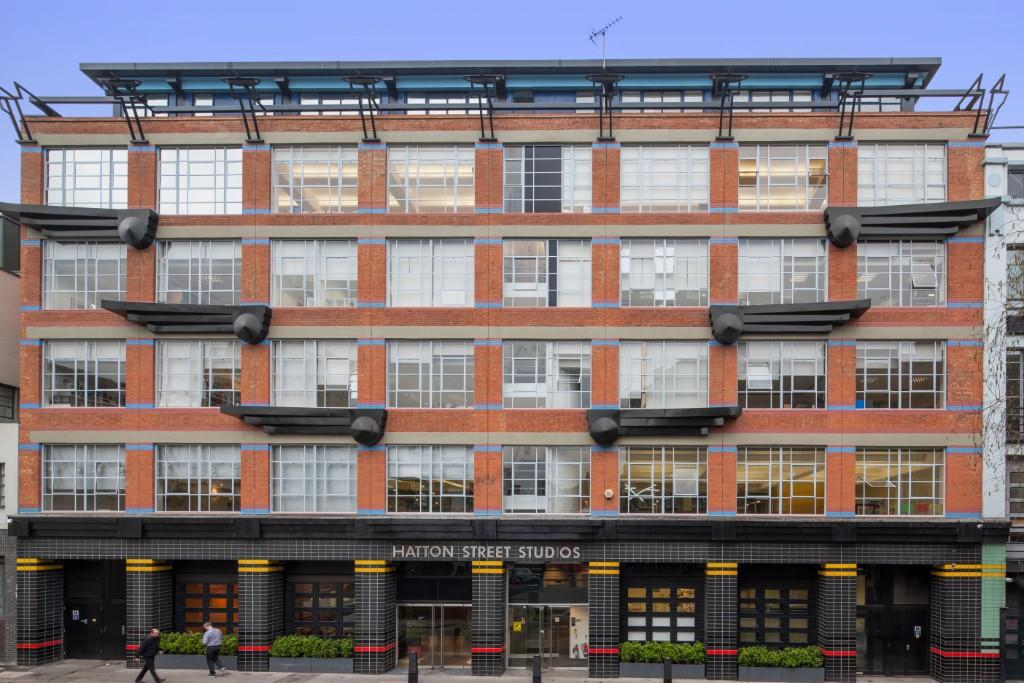 property for sale in Hatton Street Studios, London, NW8